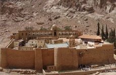 manastirea sfanta ecaterina muntele sinai