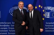 Martin Schulz Liviu Dragnea