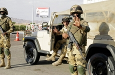 egipt militari