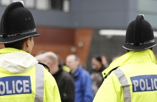 polițiști britanici
