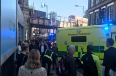 explozie metrou Londra