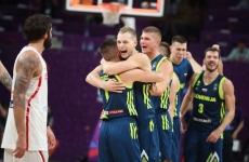 Slovenia baschet masculin