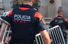 politia catalonia Mossos d'Esquadra