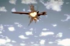 explozie avion