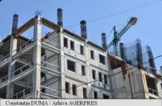 bloc apartamente în construcție