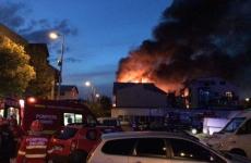 incendiu cămin de bătrâni București