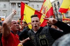 manifestație Barcelona anti-referendum
