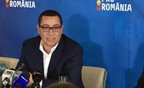 Victor Ponta PRO ROMANIA
