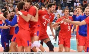 Rusia handbal masculin