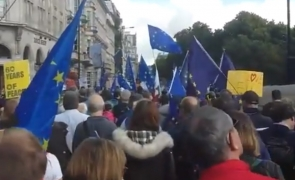 protest Londra anti-Brexit