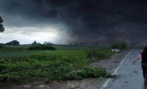 furtună, vijelie, ploaie, nori