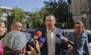 Victor Ponta DNA