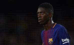 Ousmane Dembele FC Barcelona