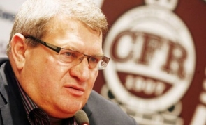 Iuliu Mureșan CFR Cluj