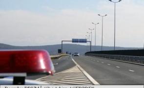 poliție, autostradă