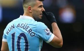 Kun Aguero Manchester City