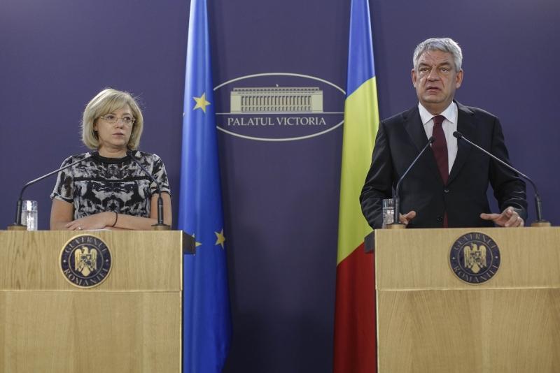 Corina Crețu Guvern ile ilgili görsel sonucu