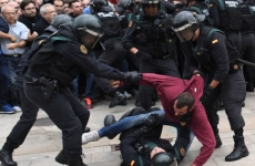 incidente Barcelona