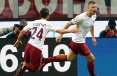 Dzeko, Florenzi AS Roma