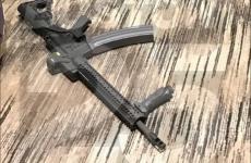 arme atacator Las Vegas