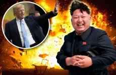 Trump Kim Coreea