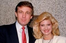 Donald Trump Ivana Trump