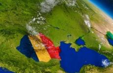 România hartă Europa