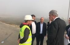 mihai tudose inspectie autostrada Deva Orastie