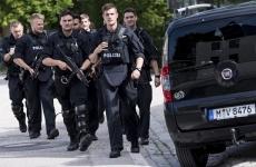 polițiști germani