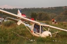 avion aterizat fortat Alba