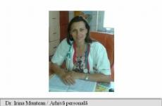 doctor Irina Muntean