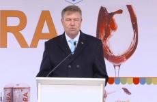 Klaus Iohannis Targ Indagra