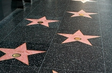 stele walk of fame