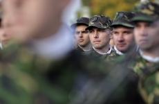 Inquam militari defilare armata