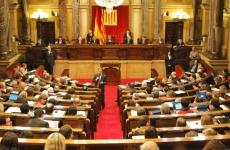 parlamentul catalan
