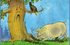povestea porcului porc