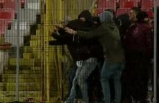incidente suporteri Dinamo-Viitorul