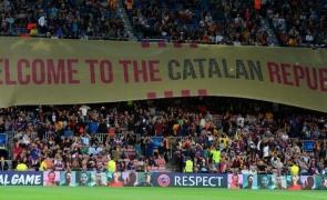FC Barcelona independență Catalonia