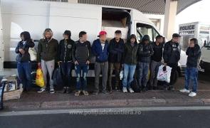 imigranți Giurgiu