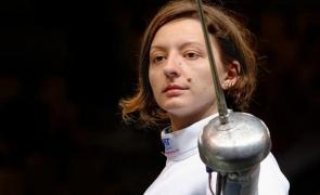 Ana Maria Popescu spadă