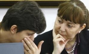 Laura Codruta Kovesi Monica Macovei