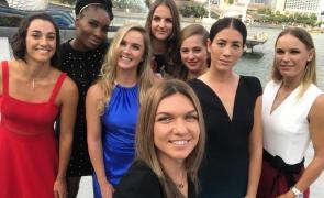 Turneul Campioanelor Simona Halep