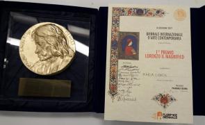 premiu festival arta contemporana Venetia
