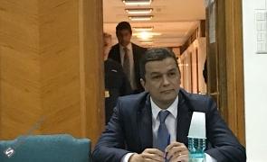Sorin Grindeanu audiere ANCOM