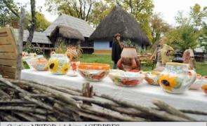 targ muzeul satului