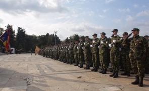 Inquam defilare armata militari