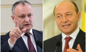 Traian Băsescu Igor Dodon
