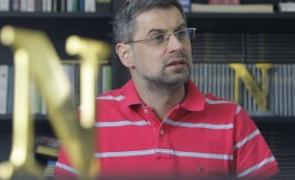 Nașul TV Radu Moraru