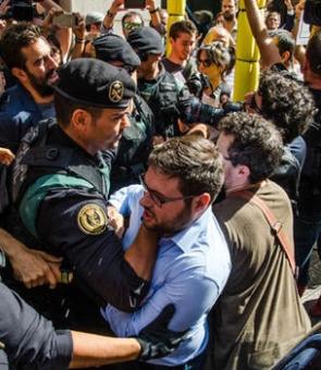 incidente Catalonia