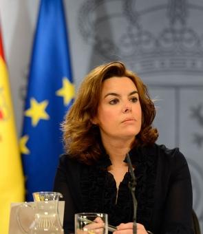 María Soraya Sáenz de Santamaría Antón